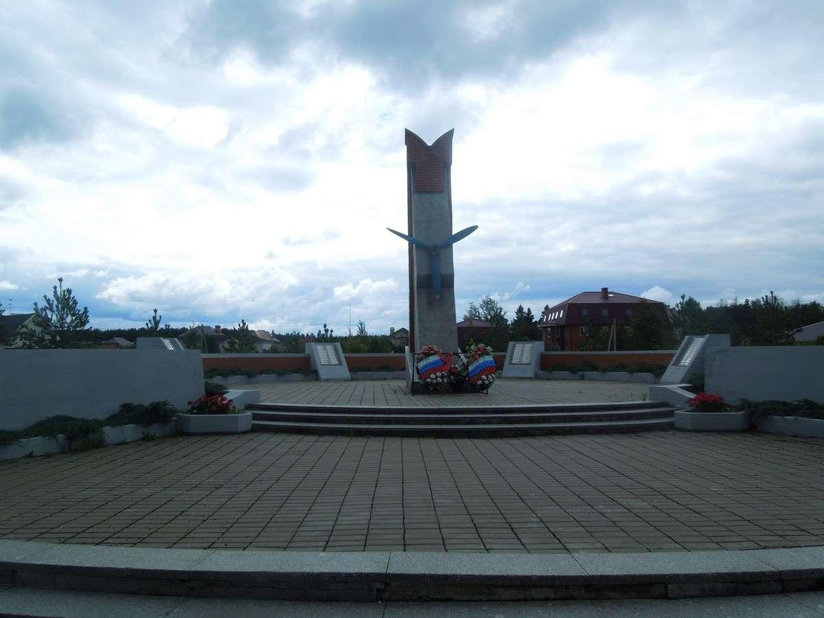 Памятник Балмату