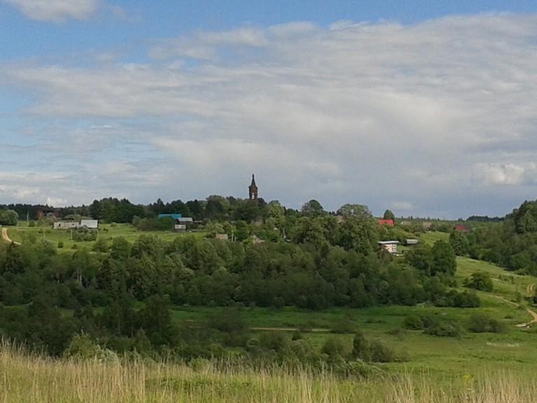 Деревня Языково
