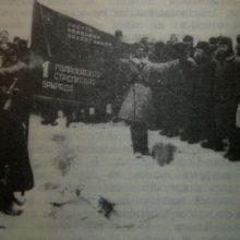 1 ударная армия в боях на Дмитровской земле