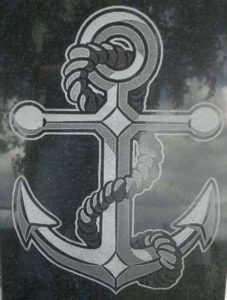 В атаку идут моряки