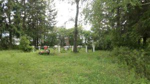 Памятник в Степаново