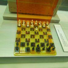 Космические эксперименты с шахматами