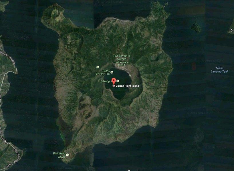 Вулкан Пойнт
