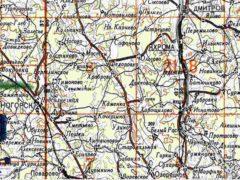 16-я армия в боях на Дмитровской земле