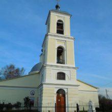 Храм Ильи Пророка села Синьково