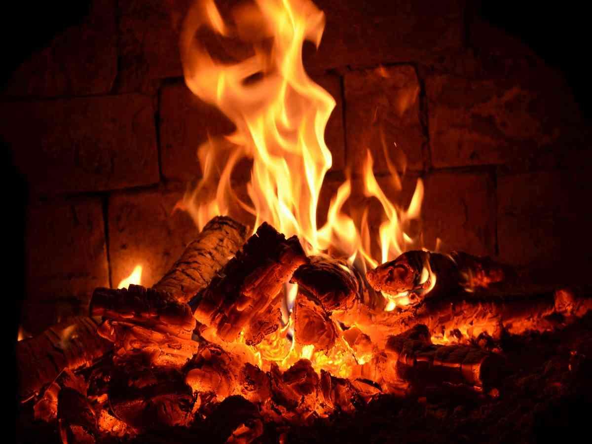 Фото огонь