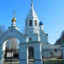 Храм Николая Чудотворца в селе Батюшково