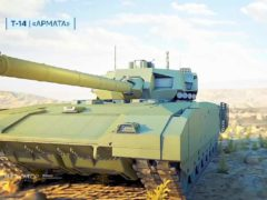 Уралвагонзавод Т-14 Армата(3D)
