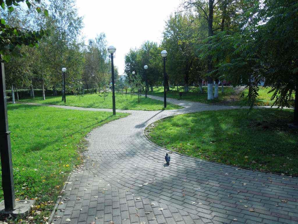 Парк Яхромы