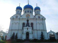 Никольский собор в Рогачево