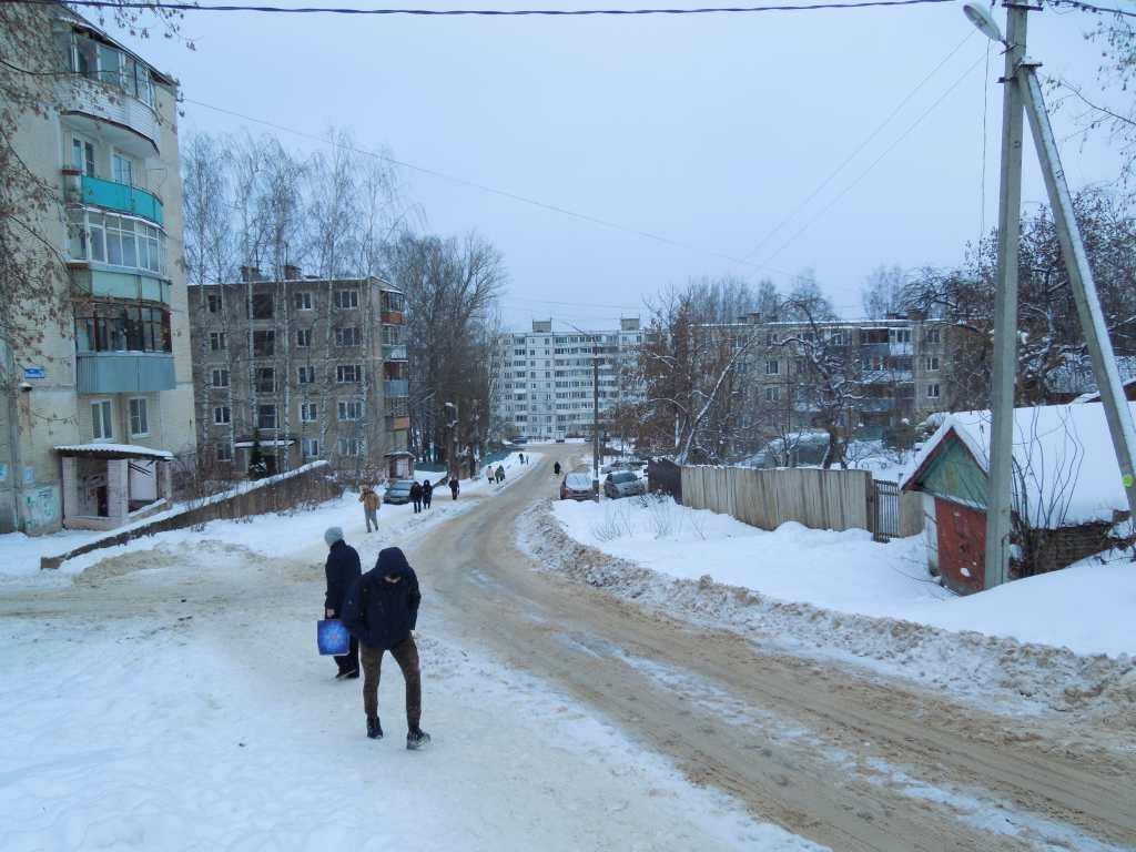 Город Яхрома