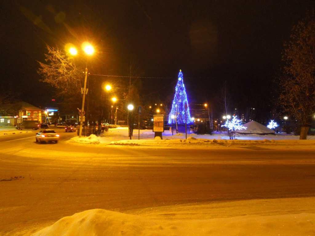 Площадь и парк Яхромы