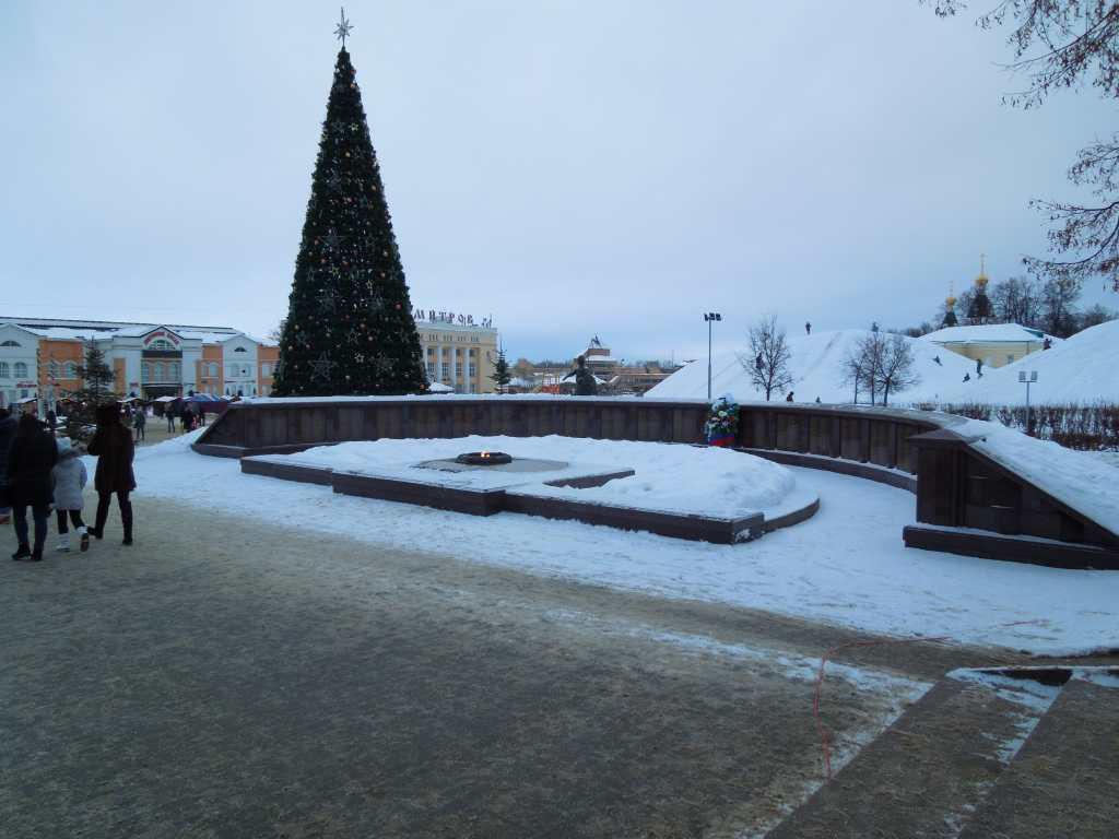 Площадь Дмитрова