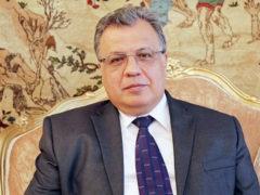 Застрелен посол России в Турции