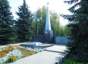 Памятник Героям Яхромчанам