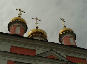Сретенский храм в Дмитрове