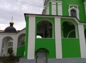 Троицкий храм в Дмитрове