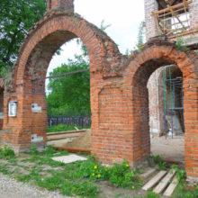 Храм Рождества Пресвятой Богородицы в деревне Селёвкино