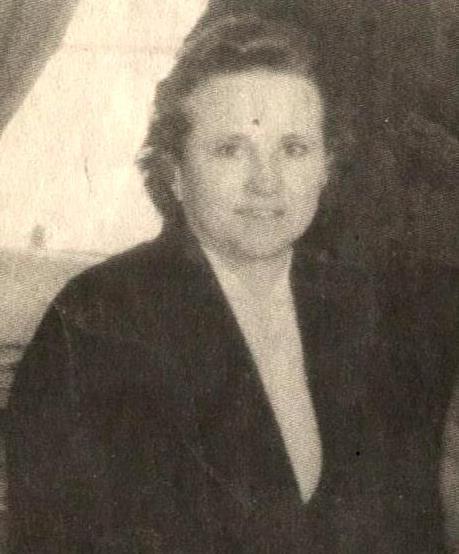 Петрова Зинаида Михайловна