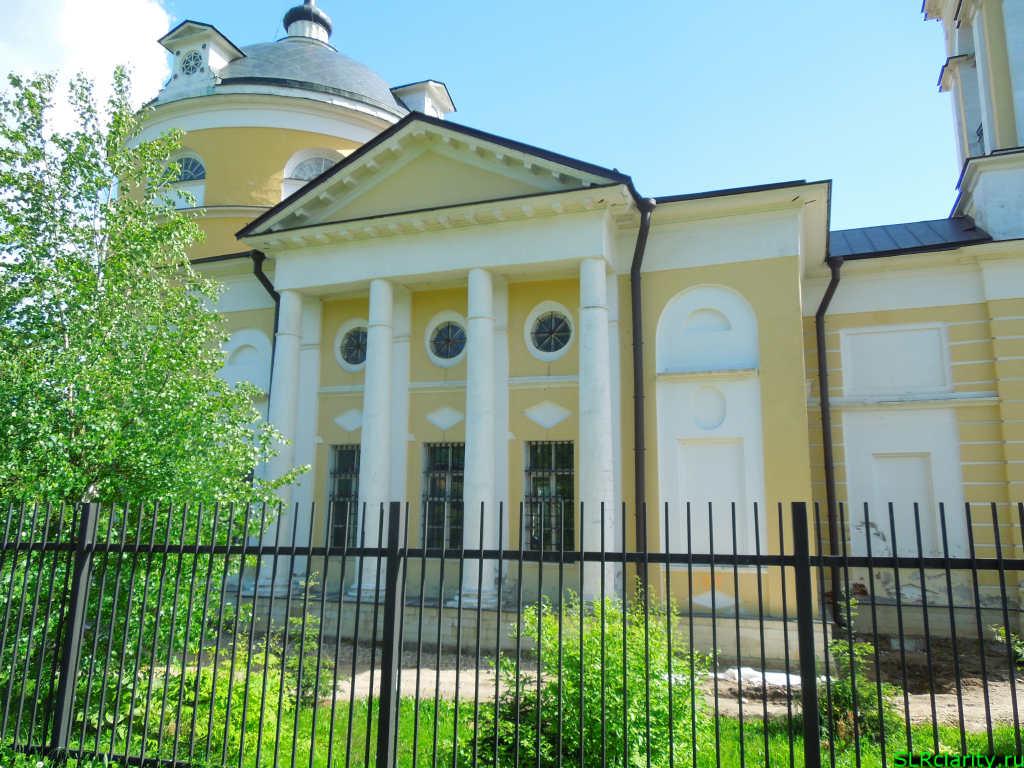 Церковь в Андреевском
