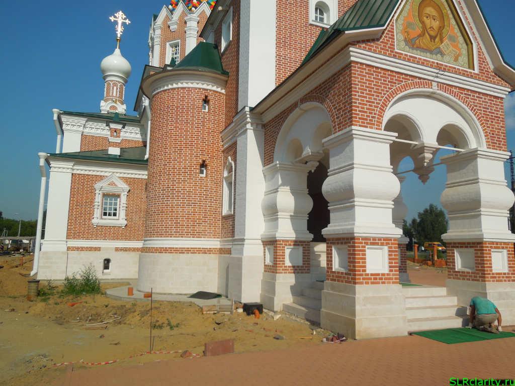 Храм в Дмитрове