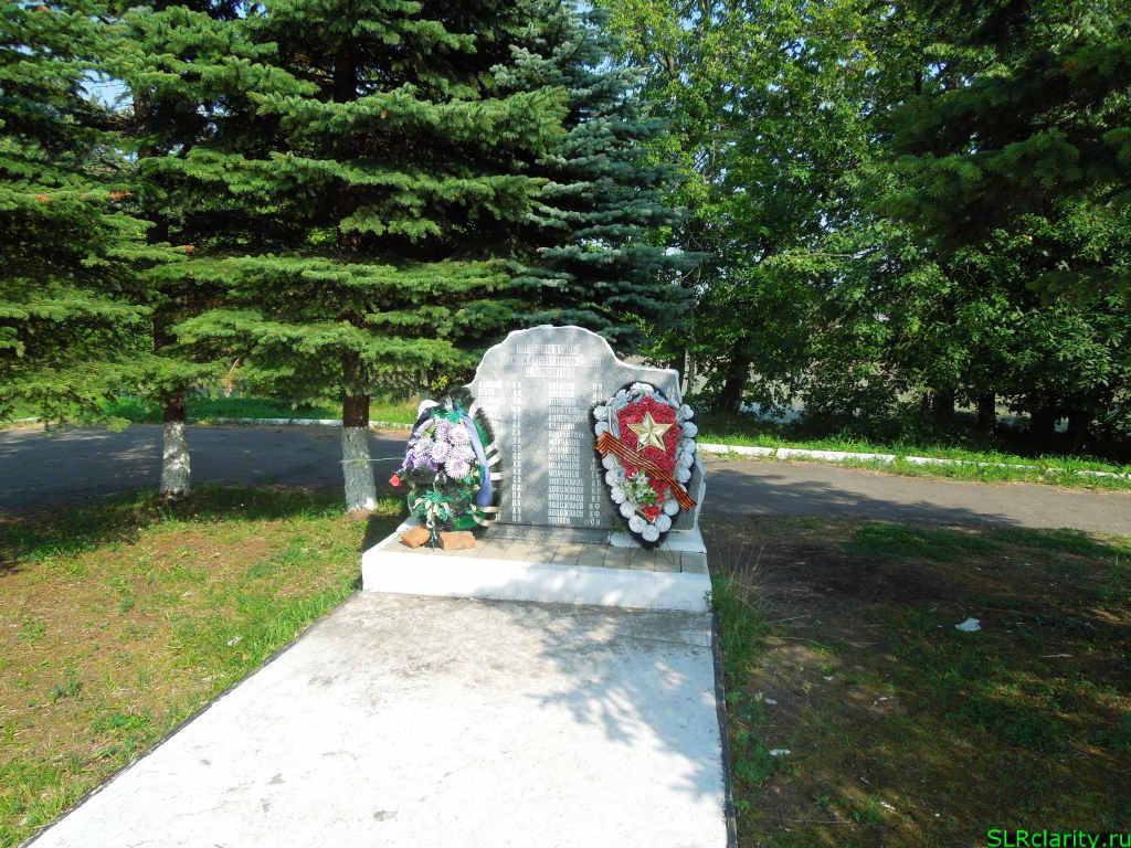 Памятник в Пересветово