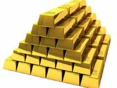 Россия вновь увеличила скупку золота
