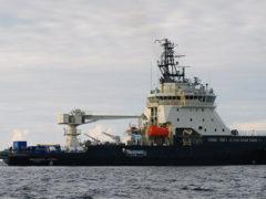 ВМФ России успешно передал электронные навигационные карты на борт корабля находящегося в море