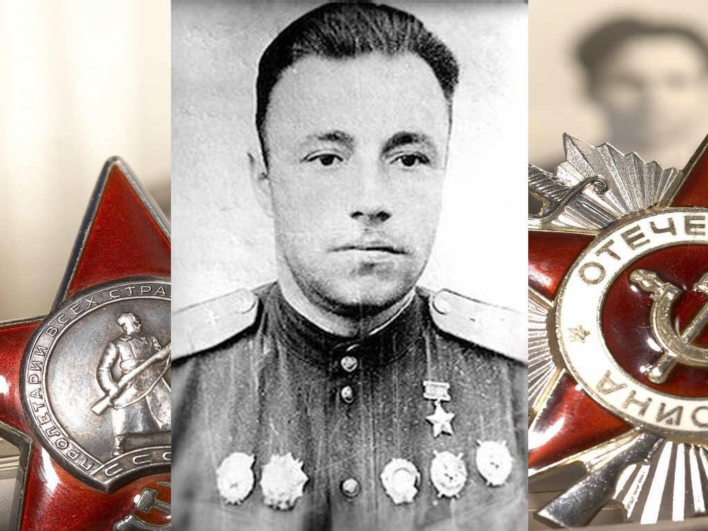 Константин Андрианович Кирьянов