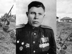 Снайпер Степан Ушаков