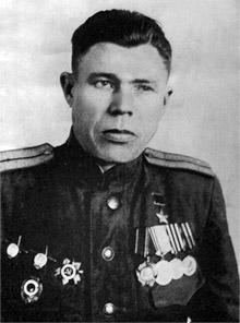 Степан Лаврентьевич Ушаков