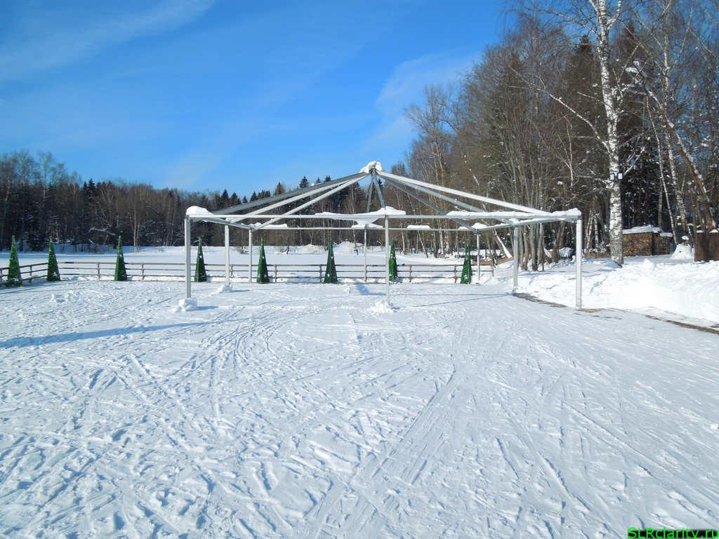 Солнечный парк отель