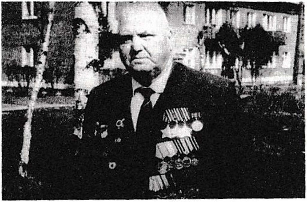 Бахарев Юрий Николаевич