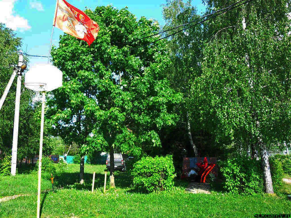 Деревня Маринино