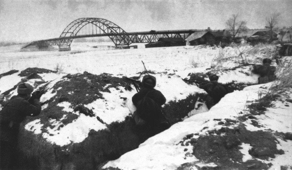 Дмитров. Ноябрь-декабрь 1941 года
