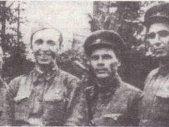 Дмитровские ополченцы