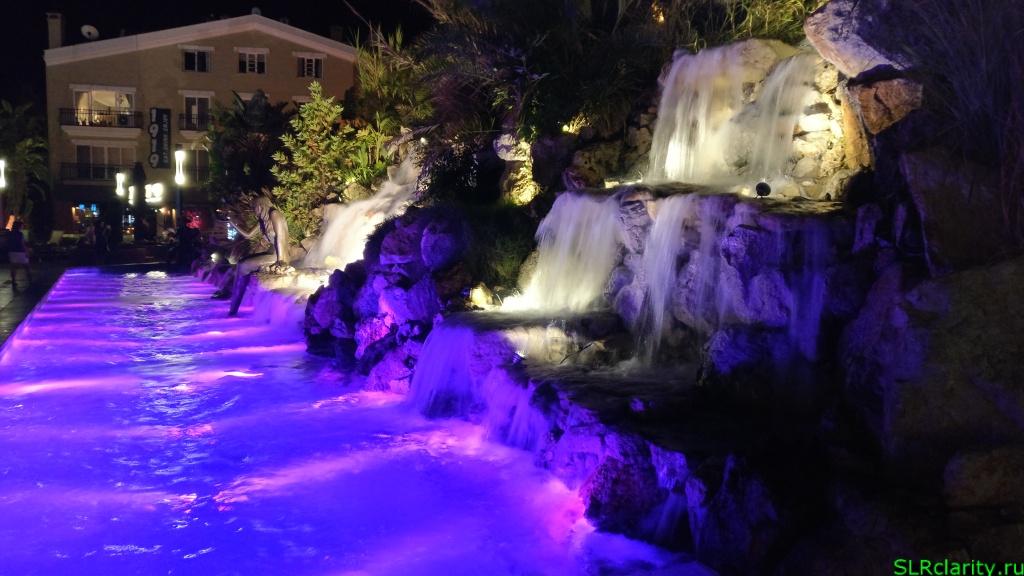 Поющий фонтан в Мармарисе