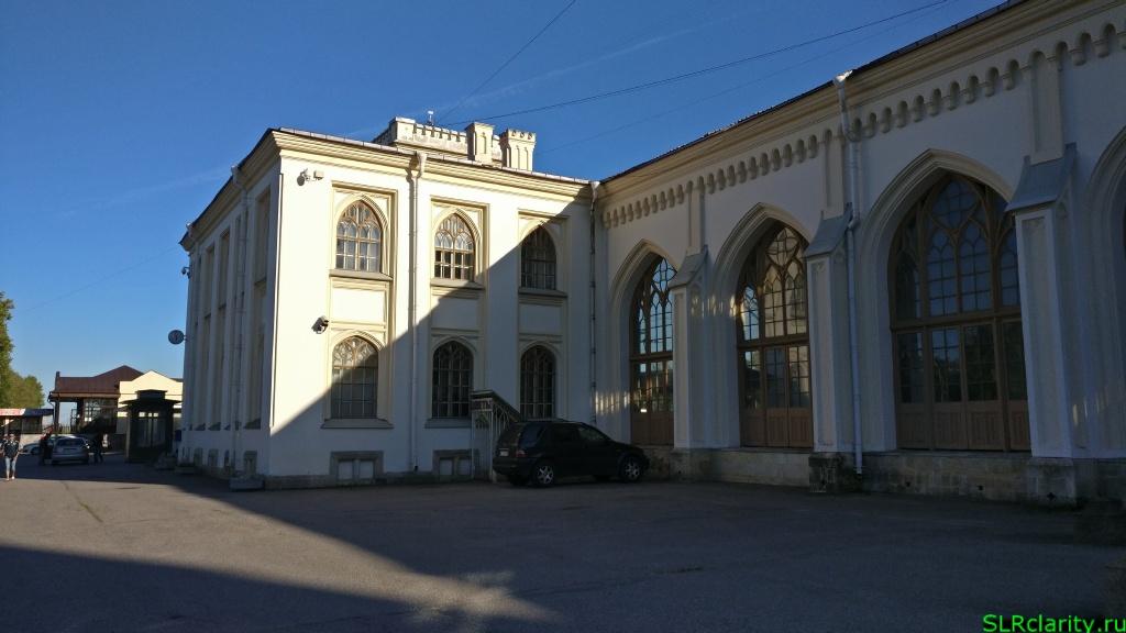 Станция Новый Петергооф