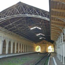 Вокзал Петергофа