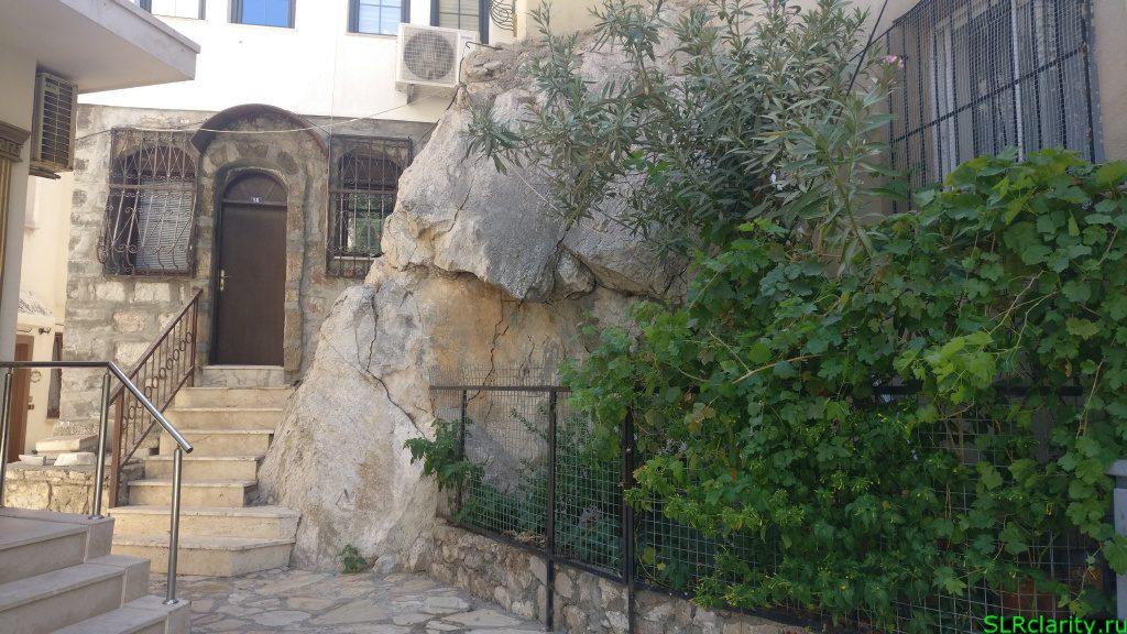 Старая крепость в Мармарисе