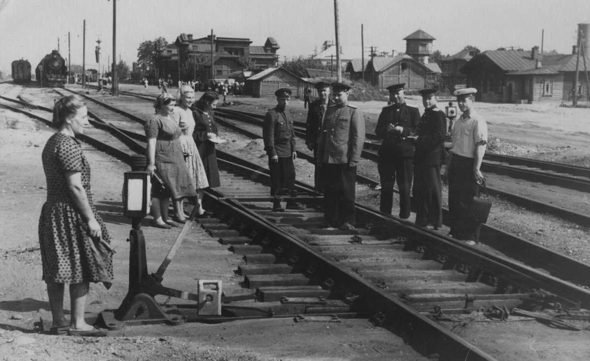 вокзал дмитров 1941
